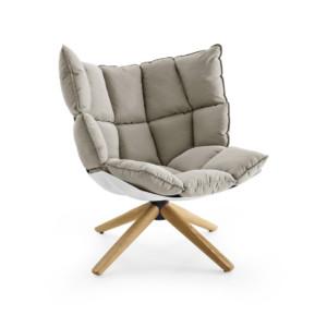 Husk Lounge Chair - B&B Italia