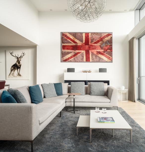 cala 1st apartment to artwork © ZAC and ZAC