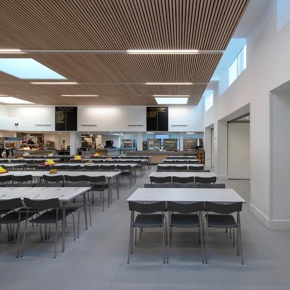 Heriot's School Refectory Design