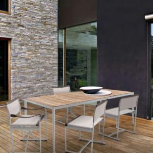 Outdoor table Mirto