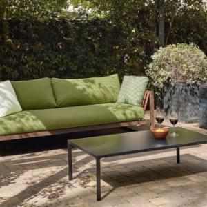 andreu world outdoor sofa